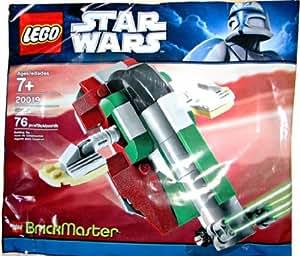 LEGO Star Wars BrickMaster Exclusive Mini Building Set #20019 Slave I Bagged (japan import)