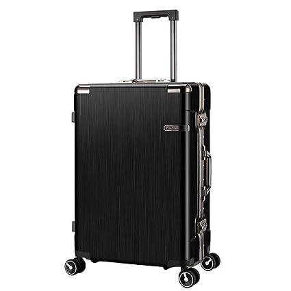 Amazon.com: Maleta BOHENG, maleta de carrito de aluminio ...