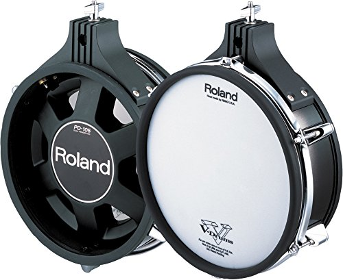 Roland PD-105 V-Pad - Black (20 Roland Td Parts)