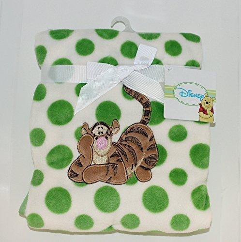 Disney Tigger Baby Blanket - 30