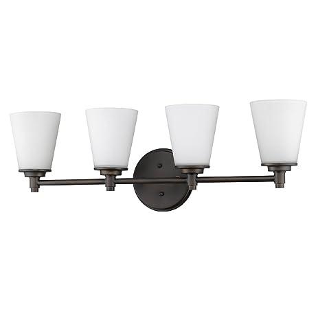 Acclaim Lighting INORB Conti Indoor Light Bathroom Sconce - 4 light bathroom sconce