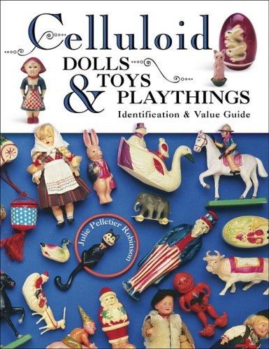 antique celluloid toys