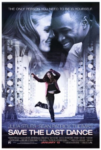 Save the Last Dance - Movie Poster - 27 x 40 (Dance Movie Poster)