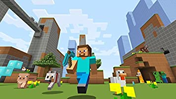 Minecraft - DLC,  Plastic Texture Pack - Wii U [Digital Code]