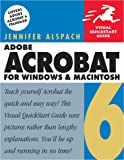 Adobe Acrobat 6 for Windows and Macintosh, Jennifer Alspach, 0321205464