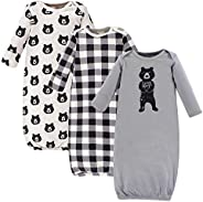 Yoga Sprout Baby-Girls Cotton Gowns Nightgown
