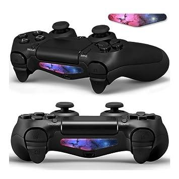 Amazon.com: PlayStation 4 PS4 Controller DualShock 4 Light Bar ...
