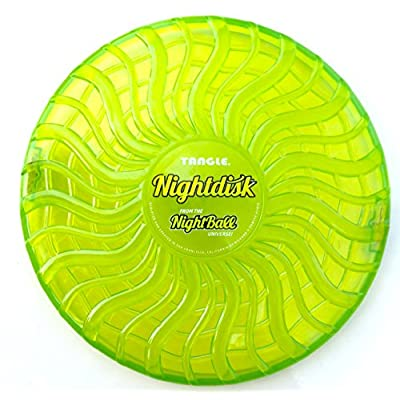 Tangle Sport Matrix Airless Nightball Disk: Toys & Games