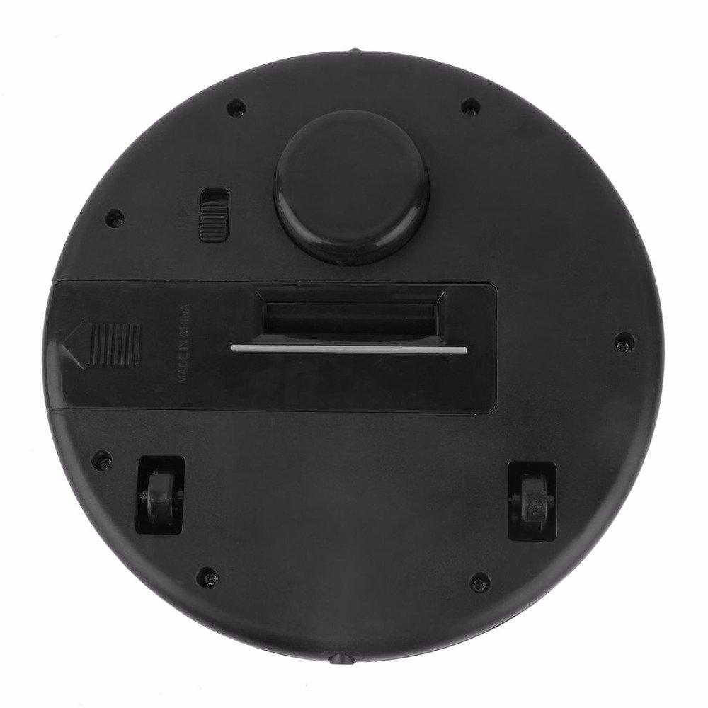 WYFC M/énage Mini Smart Balayage Robot /électrique sans Fil Automatique Multi-directionnelle Machine /à succion Petit aspirateur Balayage pour Nettoyer Les planchers durs aux Tapis de Moyenne-Pile