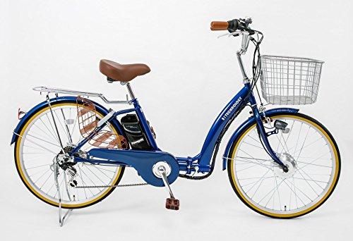 [해외] 21Technology DA246접이식 전동 어시스트 자전거 24인치 6 단변속
