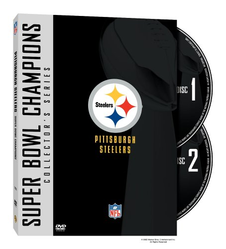 Pittsburgh Steelers: Super Bowl Champions from Vivendi Entertainment