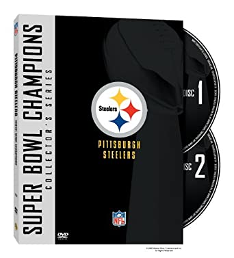 Image Unavailable. Image not available for. Color  Pittsburgh Steelers  Super  Bowl Champions b2cdc4647