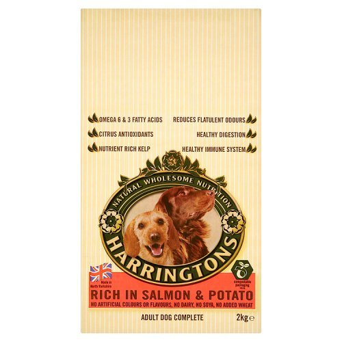 Harringtons Complete Adult Dog Salmon & Potato 2kg 2000g