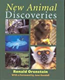 New Animal Discoveries, Ronald Orenstein, 1552631524