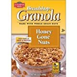 Arrowhead Mills Breadshop Honey Gone Nuts, 17 Pound, Package