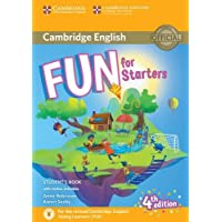 Fun for starters. Student's book. Per la Scuola media. Con e-book. Con espansione onlin + Audio Online