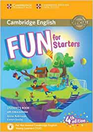 Fun for Starters Student's Book with Online Activities with Audio [Idioma Inglese]