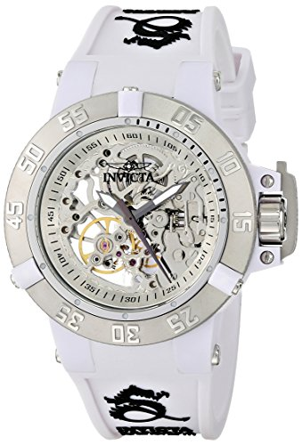 Invicta Women's 16786 Subaqua Analog Display Mechanical Hand Wind White Watch