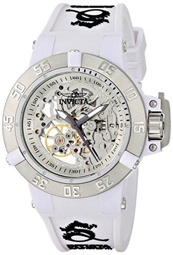 Invicta Women's 16786 Subaqua Analog Display Mechanical Hand Wind White Watch