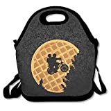 Stranger Things Insulated Lunch Bag/ Backpack / Tote With Zipper, Carry Handle And Shoulder Strap For Adults Or Kids
