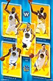 "Trends International Golden State Warriors Team Wall Poster 22.375"" by 34"""