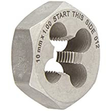 Vermont American 21240 10mm to 1.00 High Carbon Steel Metric Heby Die