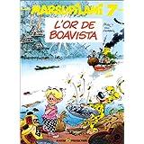 Marsupilami 07  L'or de Boavista