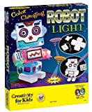 Creativity for Kids Colour Changing Robot Light