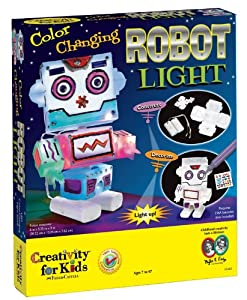 how to make a plastic model robot
