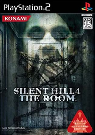 Amazon Com Silent Hill 4 The Room Japan Import Video Games