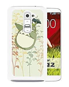 Cute My Neighbor Totoro (2) Durable High Quality LG G2 Phone Case