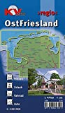 OstFriesland: 1:100.000 >regio< inkl. 60 Freizeittipps mit Infohotline, 16 Citykarten (1:25.000) 18 Radrouten und allen 7 ostfriesischen Inseln ... / http://www.kv-plan.de/Ostfriesland.html)