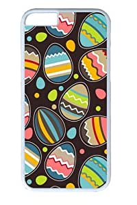 Chocolate Eggs1 Polycarbonate Hard for Case For HTC One M7 Cover inch White