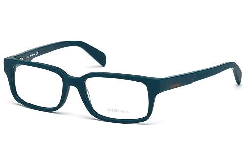 3e44a5c638c855 Amazon.com  Diesel Rx Eyeglasses Frames DL5080 091 54-17-145 Matte ...