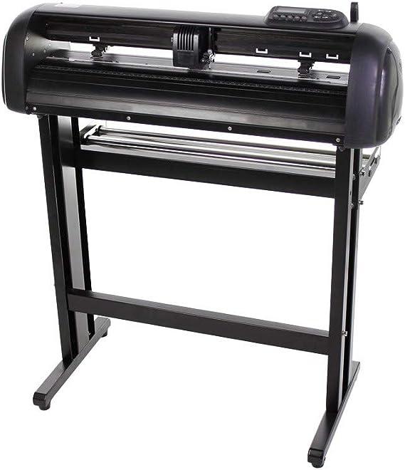 Grupo K-2 (1) Plotter De Corte Posicionamiento Semiautomático O Automático IIP 1350 mm 28 kg, 38 kg, 58 kg: Amazon.es: Oficina y papelería
