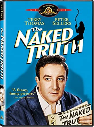 Amazon com: The Naked Truth: Terry-Thomas, Peter Sellers, Peggy