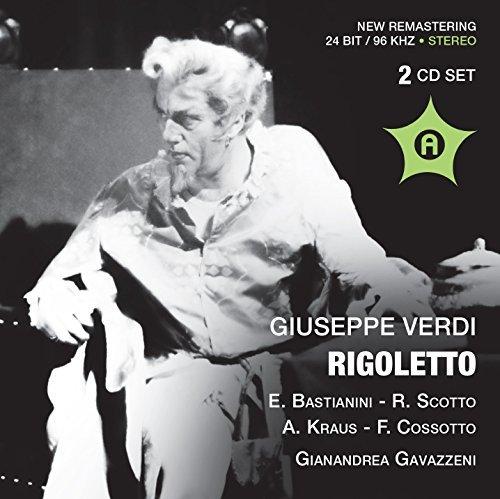 Verdi: Rigoletto by Ivo Vinco : Ivo Vinco, Alfredo Kraus: Amazon.es: Música