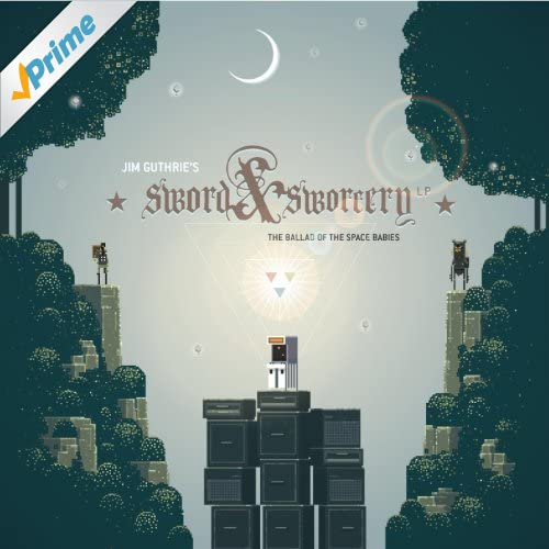Sword & Sworcery Lp: The Ballad Of The Space Babies