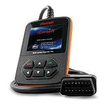 Chevrolet Silverado Colorado, Buick, Cadillac, GMC Sierra, Pontiac OBD2 Engine Code Fault Scan Tool iCarsoft i900 Vehicle Diagnostic scanner