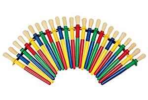 Colorations Paint Brushes