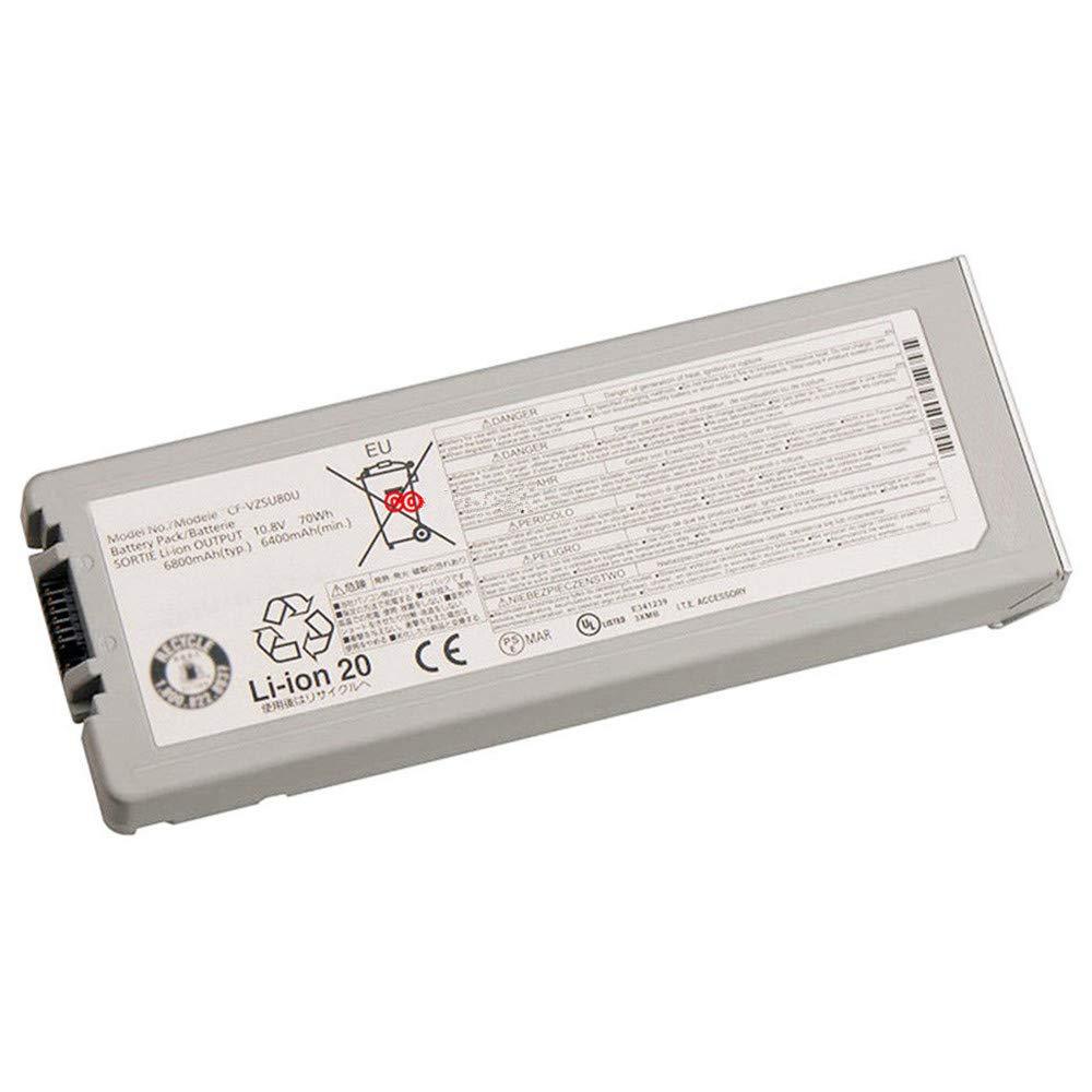 10.8V 70Wh CF-VZSU80U Battery for Panasonic CF-C2 CF-VZSU82U CF-VZSU83U Series