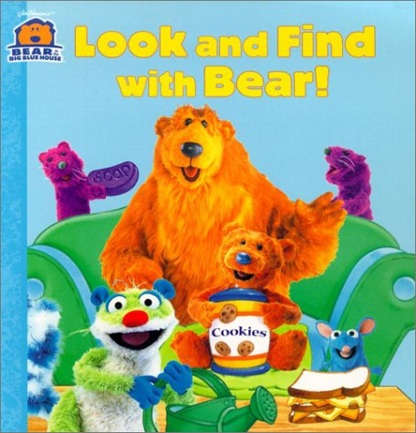 Books : Look and Find with Bear!