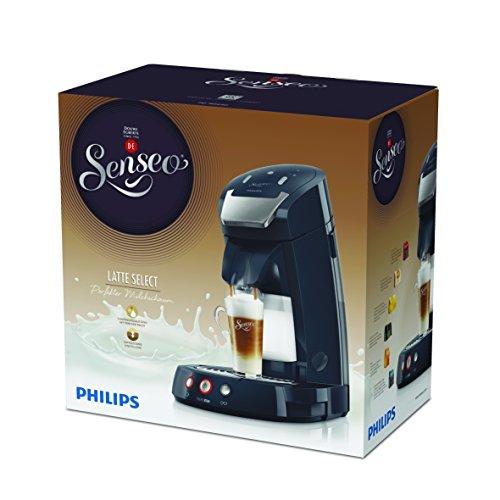 philips hd7854 60 senseo latte select coffee pod system. Black Bedroom Furniture Sets. Home Design Ideas