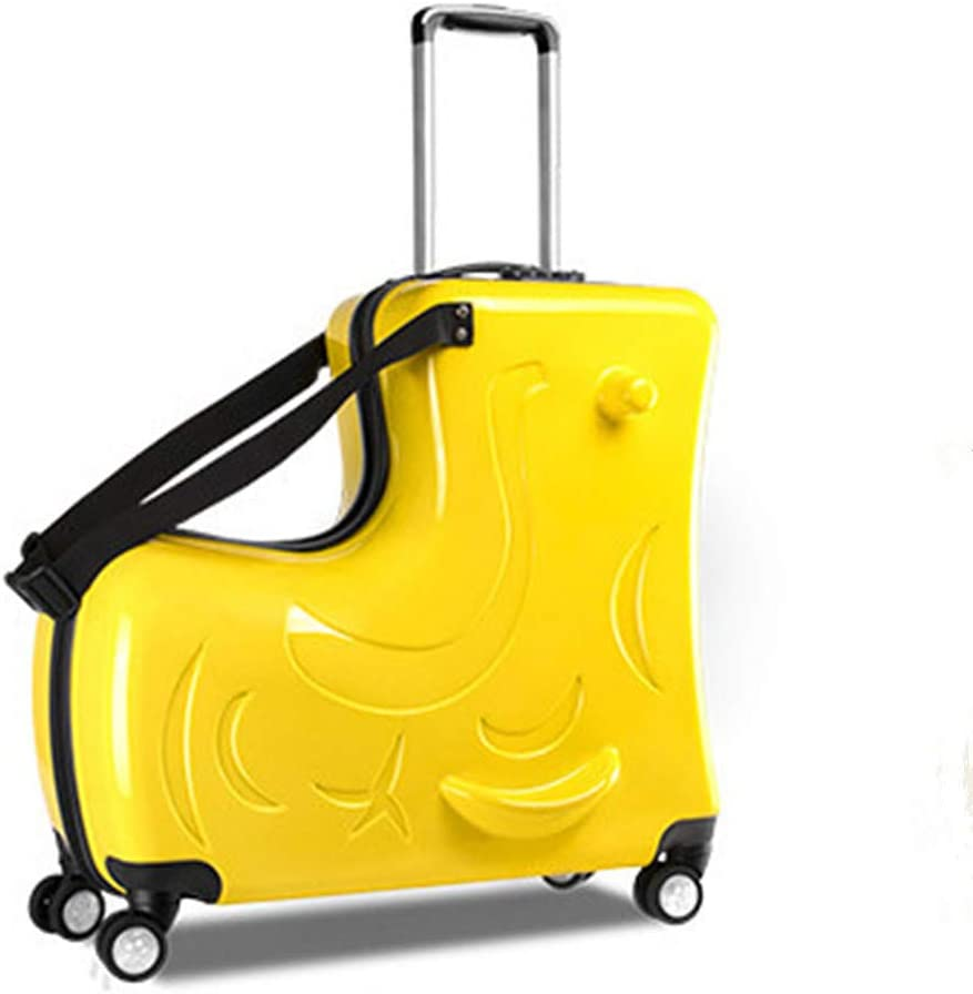 Portable Children's Travel Trolley Case