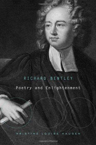 Richard Bentley: Poetry and Enlightenment