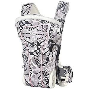 Bebamour Ergonomic Baby Carrier Classic Front and Back Carrier