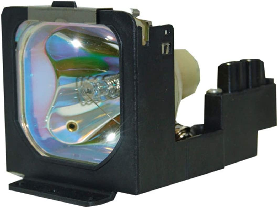 Lytio Premium for Canon LV-LP10 Projector Lamp with Housing 6986A001 Original Philips Bulb Inside