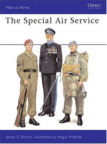 116 Series (The Special Air Service (Men at Arms Series,)