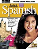 Instant Immersion Spanish: Deluxe Edition Workbook(Spanish Edition) (Spanish and English Edition) фото