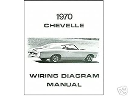 image unavailable  image not available for  color: bishko automotive  literature 1970 chevrolet chevelle electrical wiring diagrams